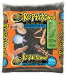 Zoo Med ReptiSand Midnight Black - 10lbs