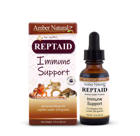 Amber Naturalz Reptaid Immune Support