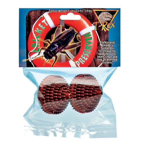 T-Rex Cricket Preserver - 2 Pack