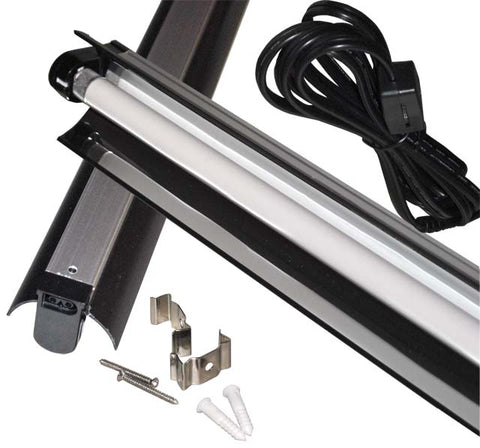 Vivarium Electronics T5 HO Single Tube Fixture - 24 in