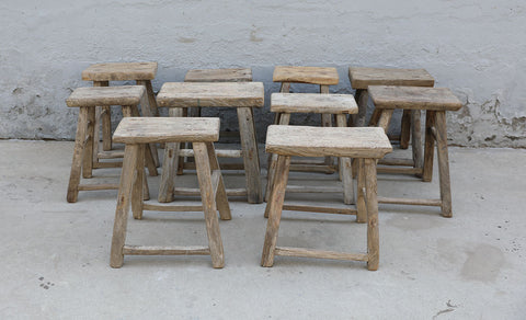 Assorted Tall Stools