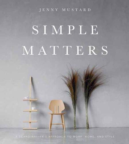 Simple Matters by Jenny Nustard