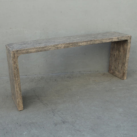 "Elm Console Table, 75""L x 16""W x 31""H"