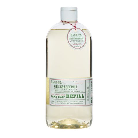 Fir & Grapefruit Hand Soap Refill, 32oz