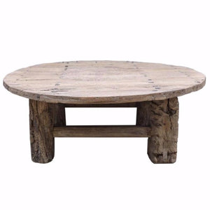 Lindhi Round Coffee Table