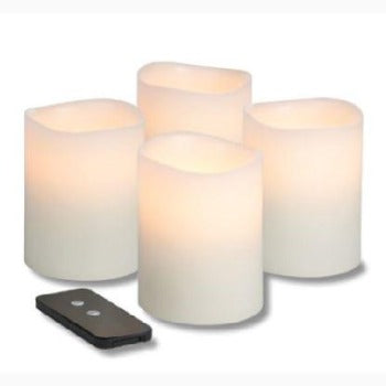 Lightli Truflame Outdoor Pillar, 3 sizes