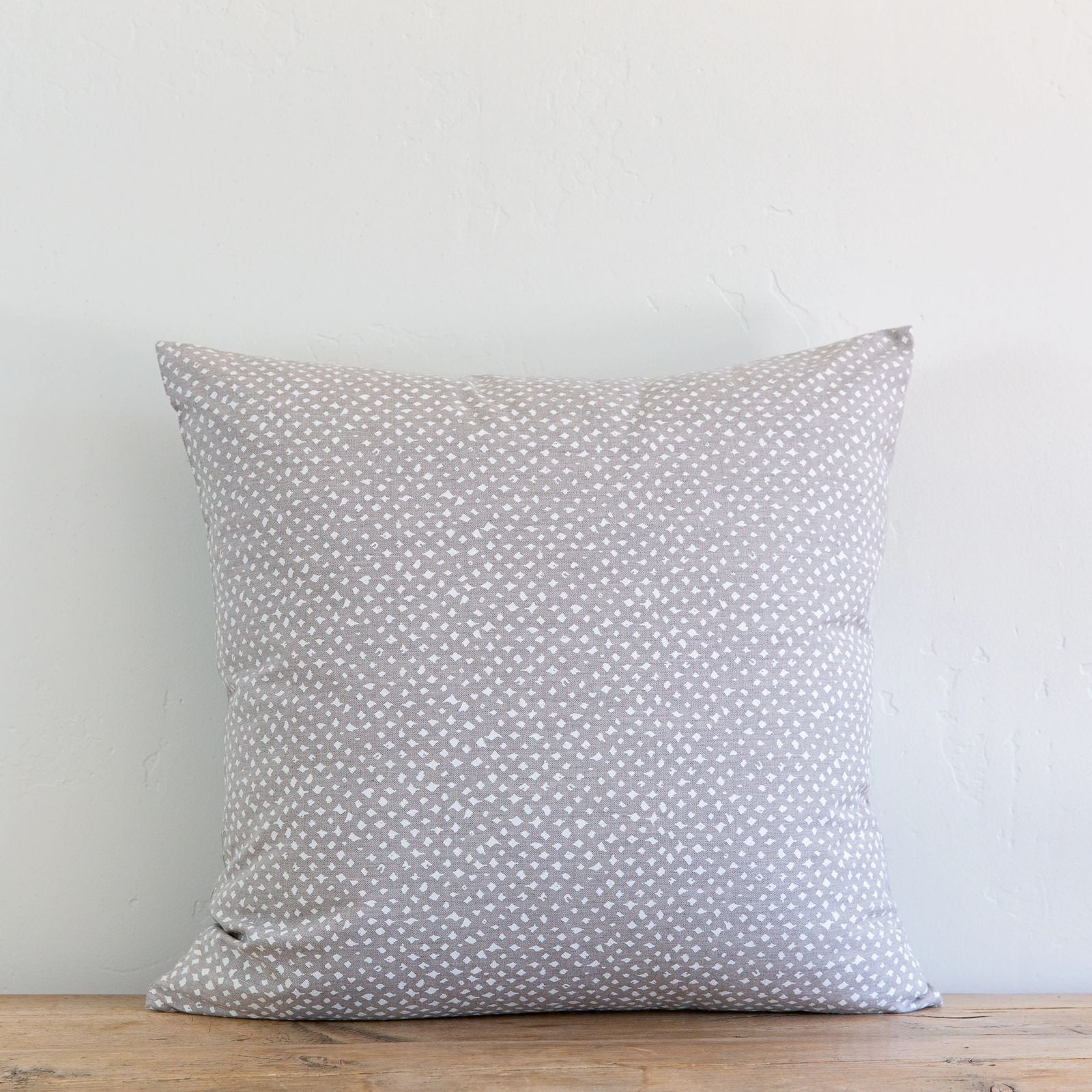Gray Smith Indoor/Outdoor Pillow