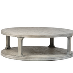 "Amiston Coffee Table, 48""L x 48""D x 16""H"