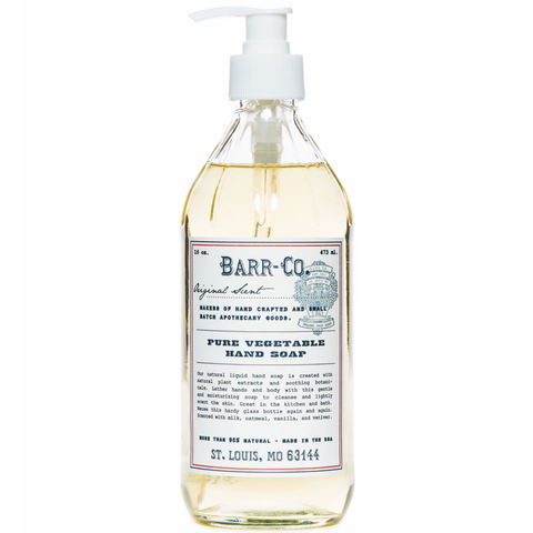 Original Scent Liquid Hand Soap