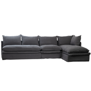 Larissa L-Shape Sofa - Right Side Chaise