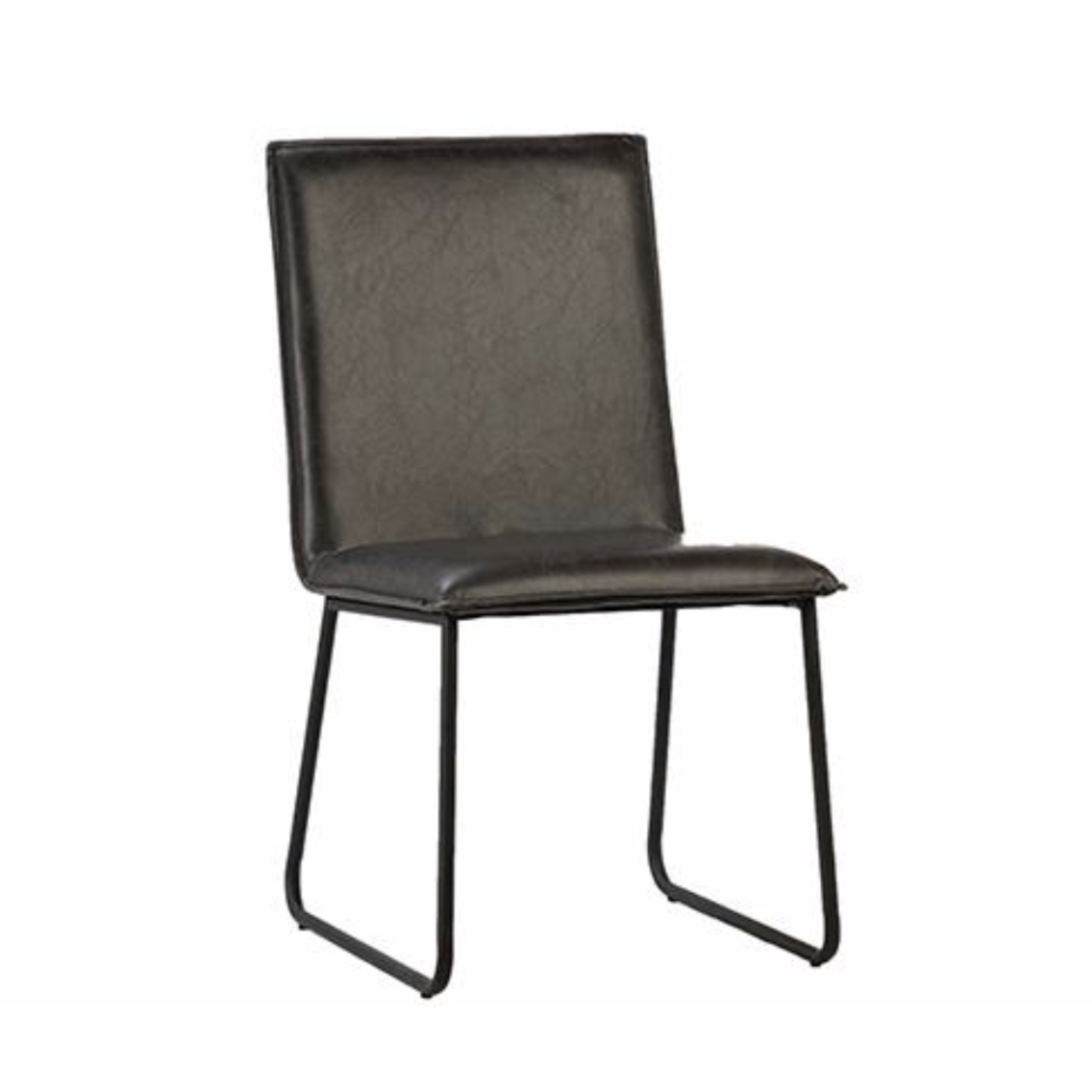 Gordola Leather Dining Chair