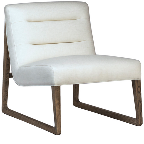 Levine Occasional Chair With Performance Fabric