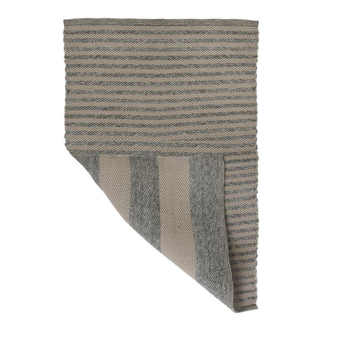 Veranda Handwoven Indoor/Outdoor Rug - Grey/Natural