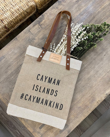 #CaymanKind Tote Bag
