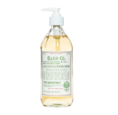 Fir & Grapefruit Hand Soap, 16oz