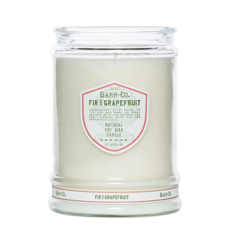 Fir & Grapefruit Tumbler Glass Candle, 20oz
