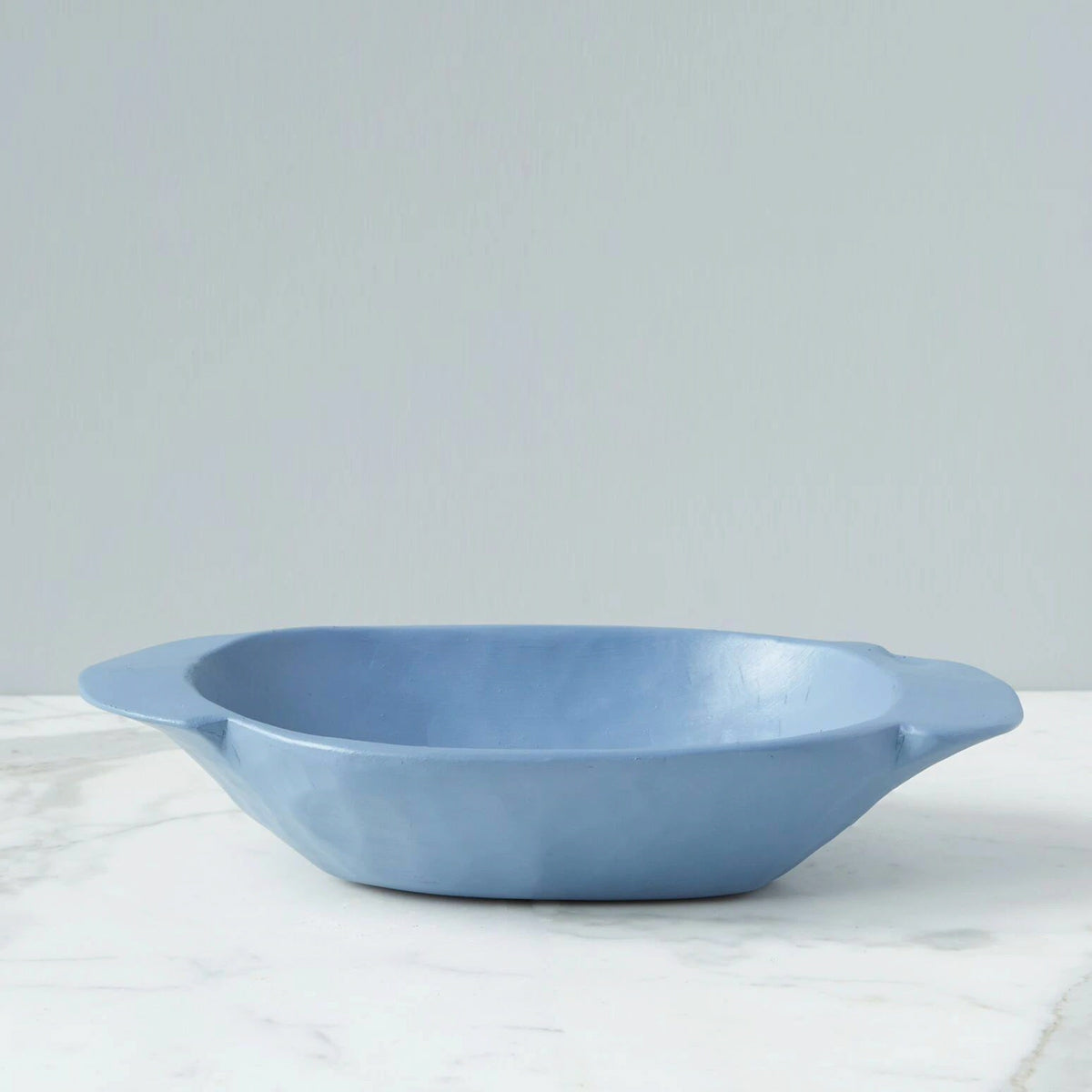 Small Dough Bowl, Denim