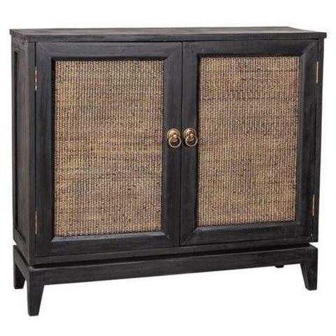 Stacey Sideboard, Antique Black Wash