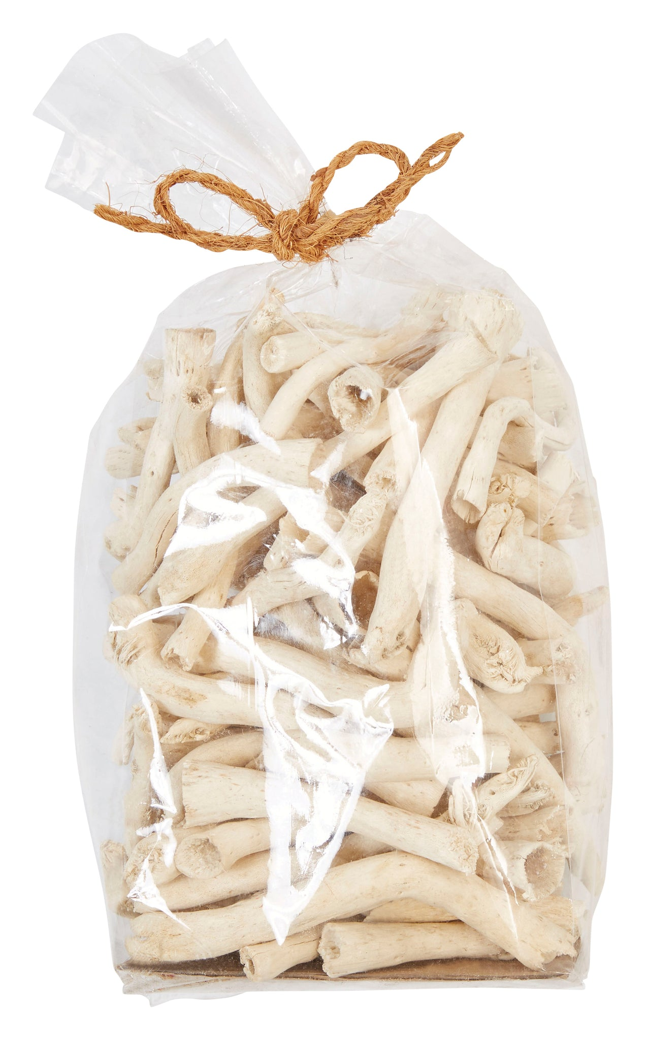 Dried Natural Cauliflower Root, 80 pieces