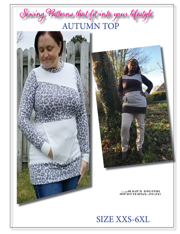 AUTUMN PDF  PATTERN