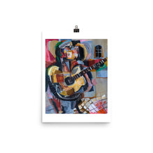 "Load image into Gallery viewer, ""Troubadour"" Print"