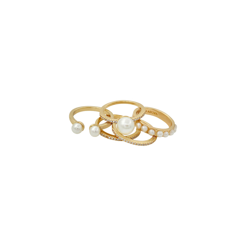 Margot Ring Set