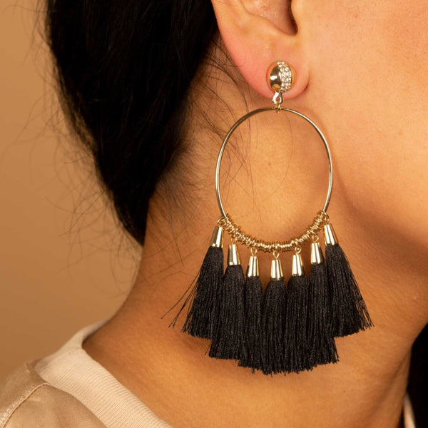 Good Vibes Drop Earrings