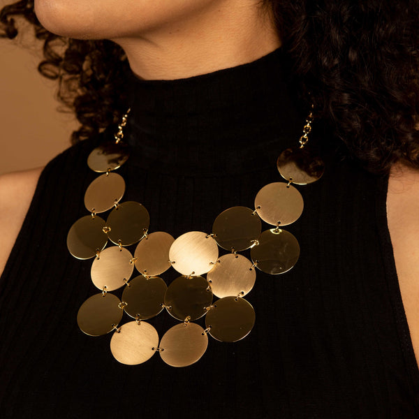 In Circles Necklace