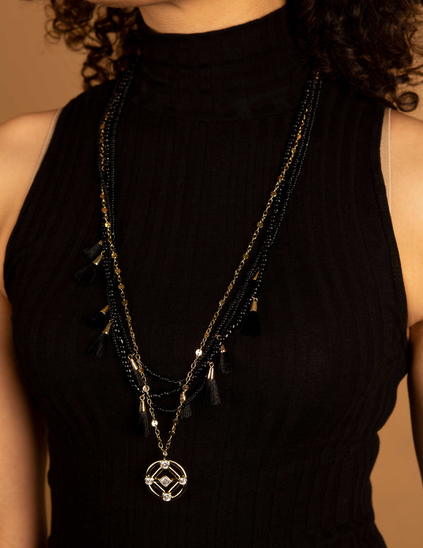 Linbeth Layered Necklace
