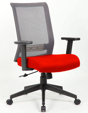 Source Task Chair (Red)