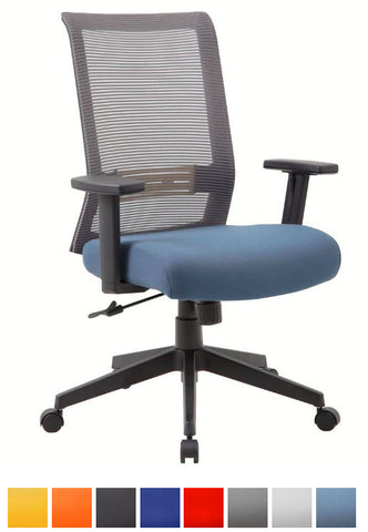 Source Task Chair (Blue)