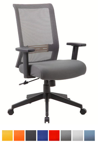 Source Task Chair (Grey)