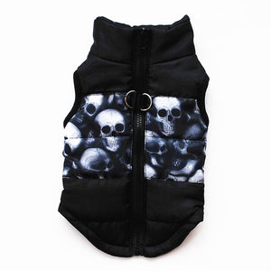 Warm Winter Vest (Small Dog)