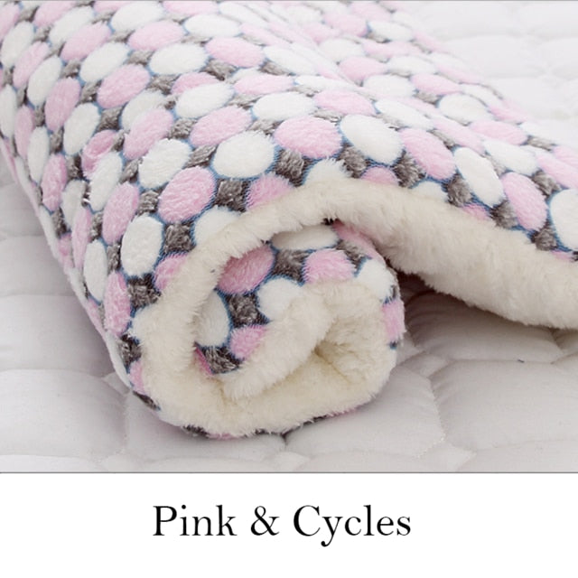 Fleece Pad Blanket
