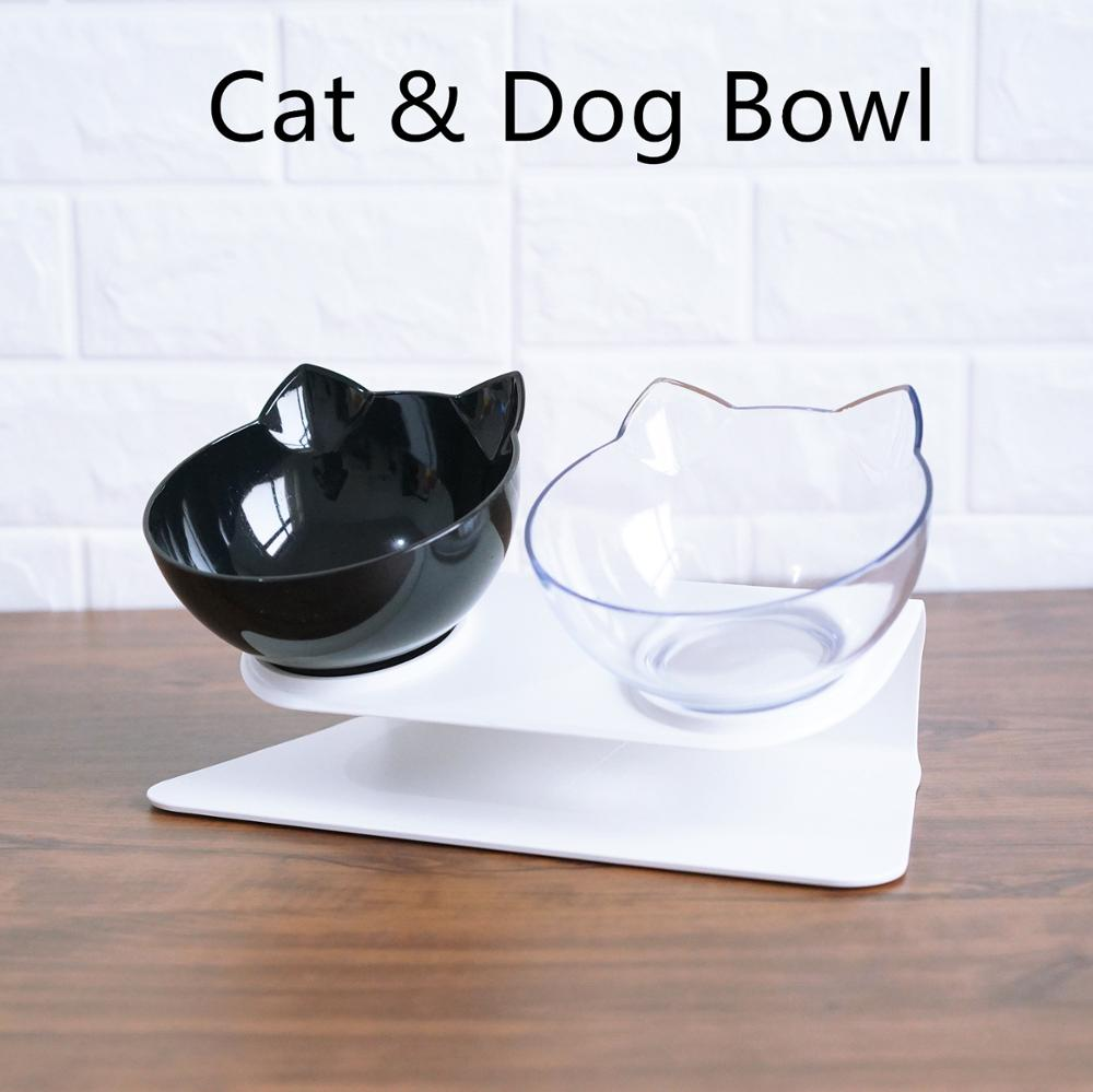 Dog and Cat Bowl : Raised Stand