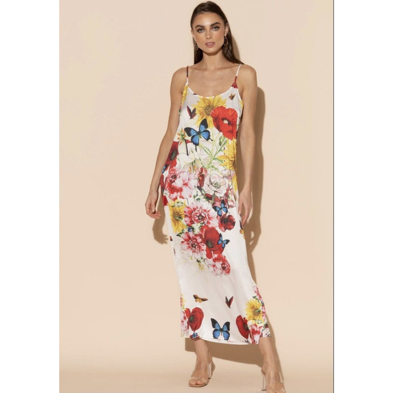 WU Wrap Up Bouquet Gown