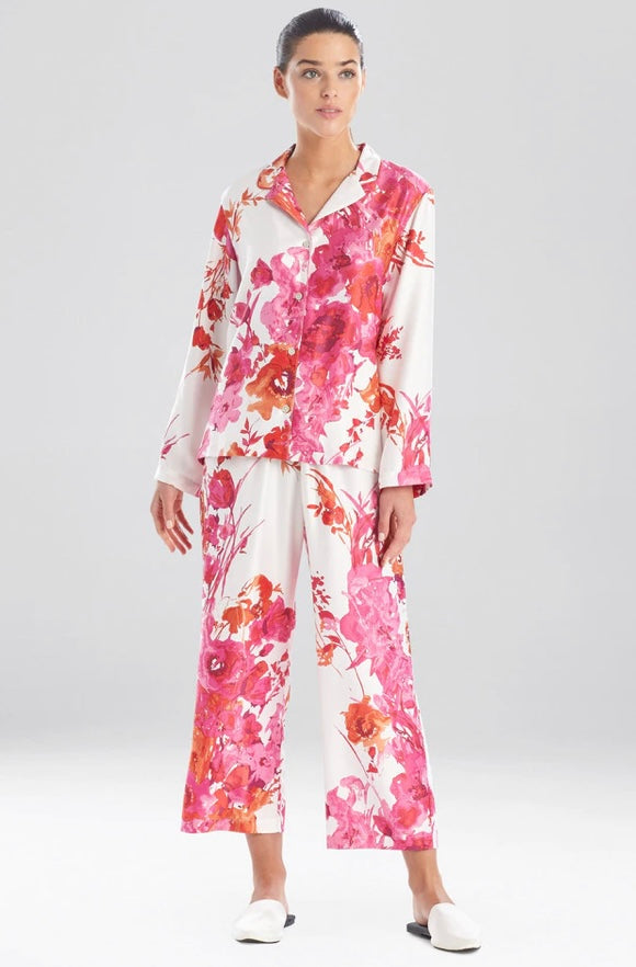 NAT Bloom Alabaster Classic Pajama