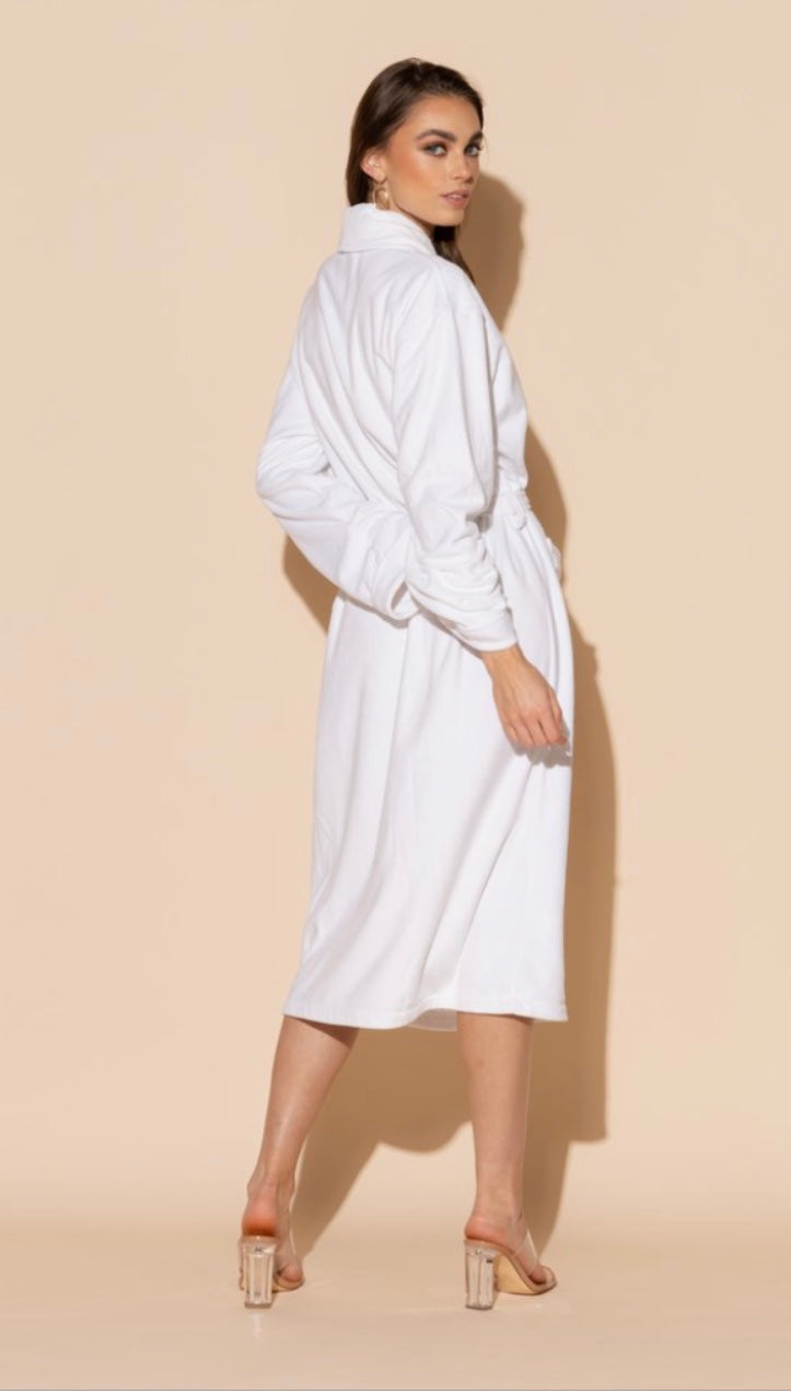 WU Unisex Spa Robe