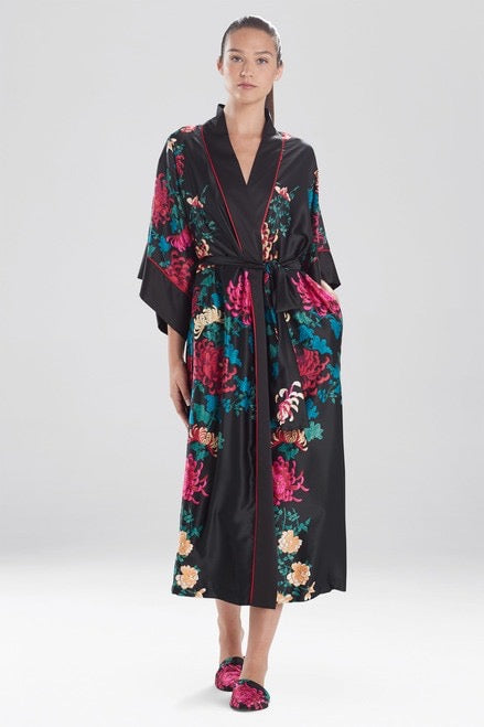 NAT Chrysanthemum Robe