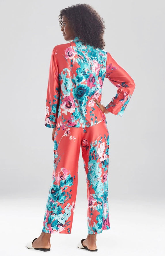 NAT Bloom  Passion Coral Pajama