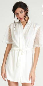 RY Graceful Short Robe