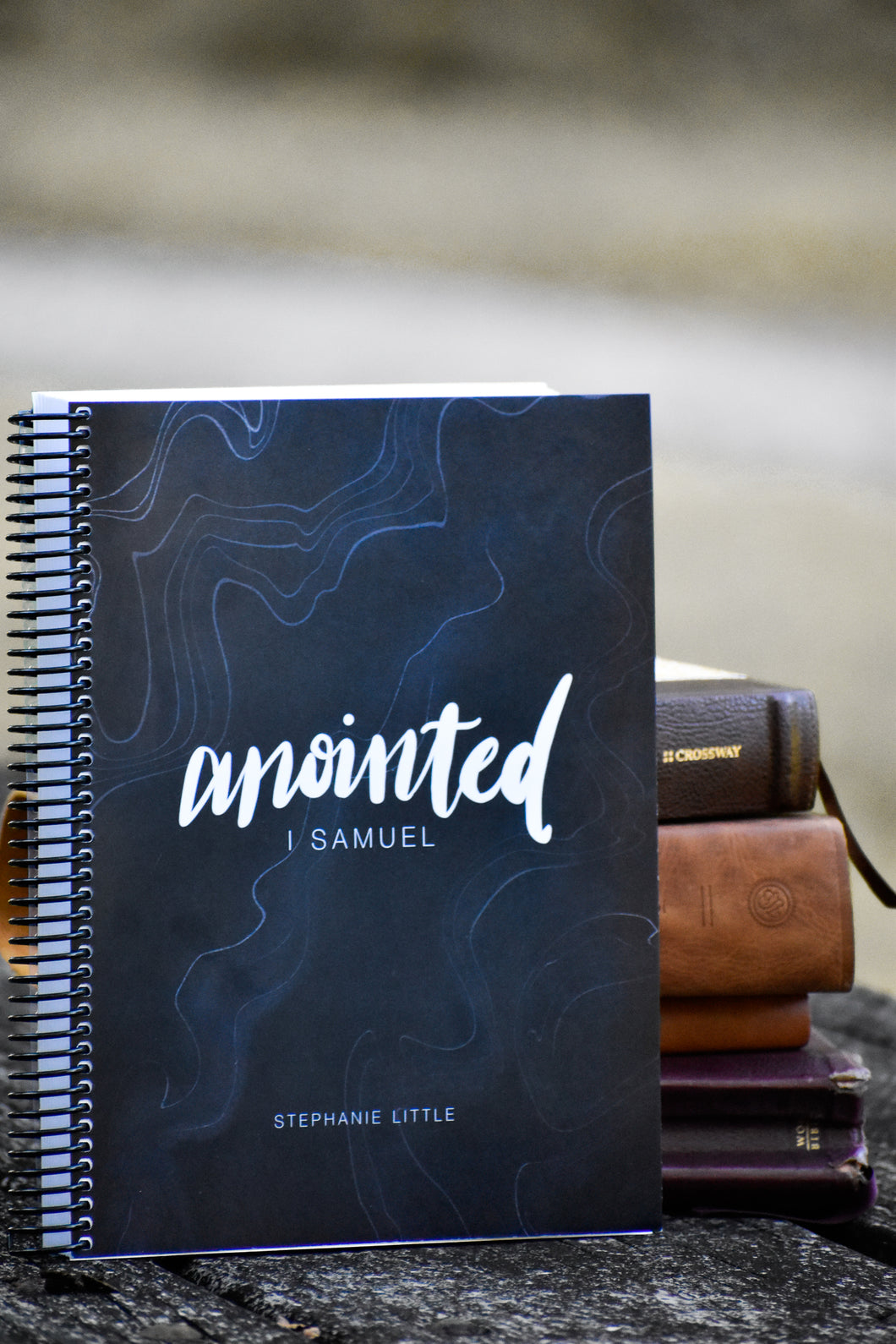 Anointed - A Study of 1 Samuel