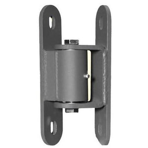 LiftMaster Std. Duty Adjustable Roller Cage Bearing Hinge - Bolt Gate, Bolt Post (Unfinished) Sold in pairs.