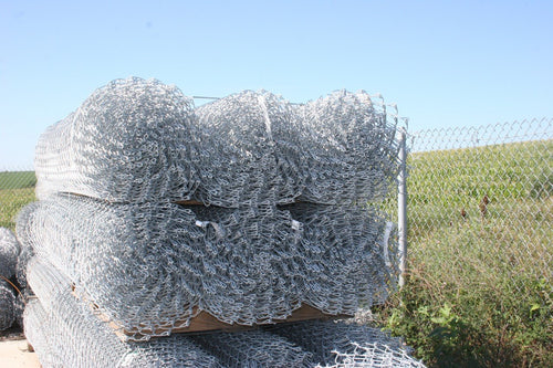 "42"" x 11-1/2 ga Residential Chain Link-Knuckle Knuckle"