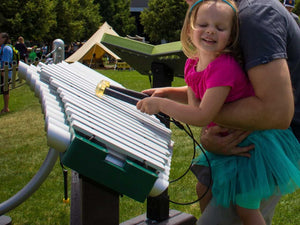 Pegasus Outdoor Playground Instrument