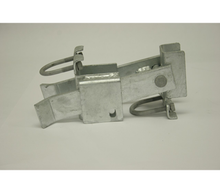 "1-5/8"" or 2"" American Double Drive Latch - Commercial"
