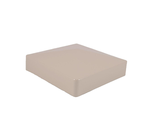 "Khaki External Cap 5"" - 8 Pack"