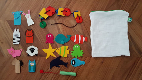 Busy Bag | My First Activity Toy