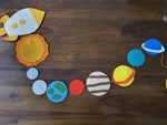 Solar System (Space) Bunting
