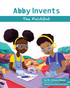 Abby Invents The Foldibot
